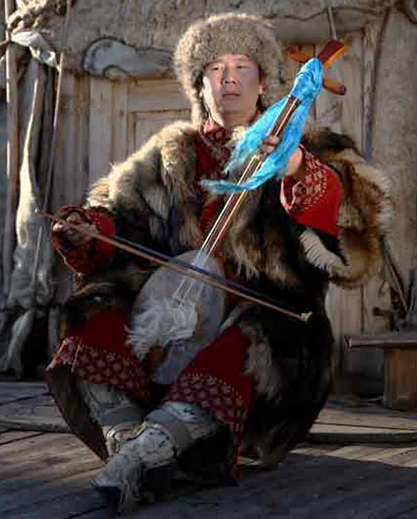 Ensemble Khan Bogd Mongolia